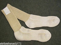 NEW - MoD Army Issue Desert Warm Weather Coolmax Combat Socks Size 11 - 13.5