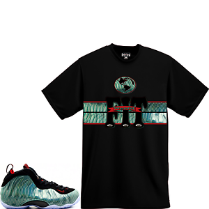 1891f653edc4c Details about We Will Fit shirt to match Nike Foamposite gone fishing foams  going fishing one