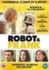 Robot & Frank 5060116727890 With Susan Sarandon DVD Region 2
