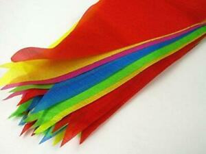 200-Pcs-Multicolor-Pennant-Banner-Flags-IsPerfect-250-Ft-for-Party-Decorations