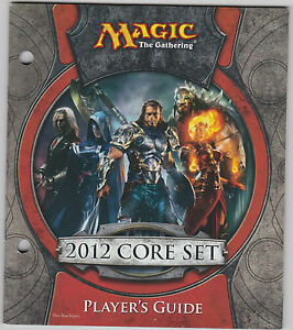 MTG-Magic-2012-M12-Fat-Pack-Player-039-s-Guide