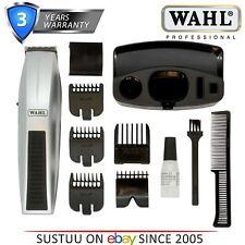 Wahl Cordless Wireless Battery Powered Beard Nasal Ear Moustache Trimmer Shaver