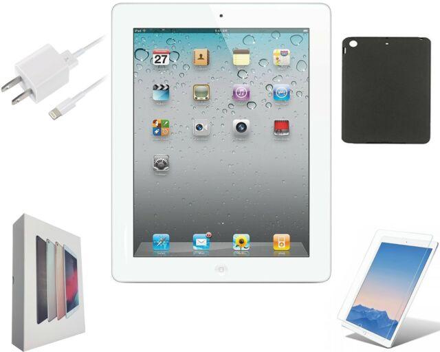 Apple Ipad 3rd Gen 64gb Wi Fi 9 7in White For Sale Online Ebay