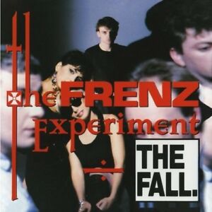 THE-FALL-THE-FRENZ-EXPERIMENT-CD-NEU