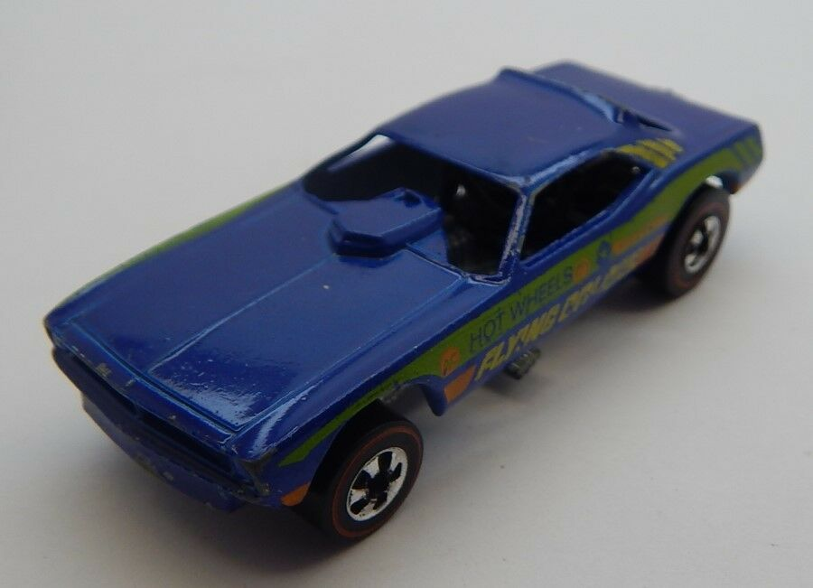 Redline Hotwheels Azul 2018 Top Eliminator oc17107