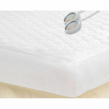 Buy Cal King Electric Mattress Pad Heated Blanket Beautyrest Bedding