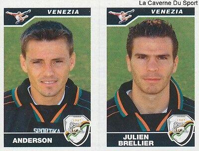 Panini calcio tarjetas 1999-2000 Venezia stadi No.80