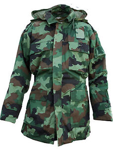 Serbian Military Special Forces Parka | eBay