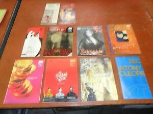 mix-job-lot-off-Royal-Shakespeare-Company-programmes