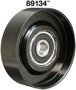 Tensioner Clutch Accessory pw Dayco 89134 Drive Belt Idler Pulley