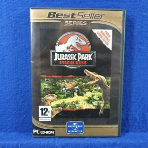 pc JURASSIC PARK OPERATION GENESIS *z Build Your World Of ...