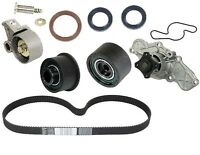 Mazda Mx-3 92-94 V6 1.8l Timing Belt Kit + Water Pump W/rollers High Quality