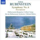 Anton Rubinstein: Symphony No. 6 (CD, Nov-2013, Naxos (Distributor))
