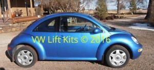 VW High Life Stage 1 Suspension Lift Kit for 1998-2010 VW MK4 Beetle Bilstein