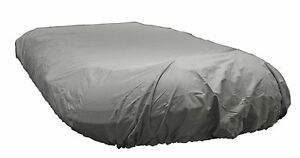 Boat Cover for Inflatable Dinghy Tender Boat 11ft-12ft UV Resistant, Heavy Duty
