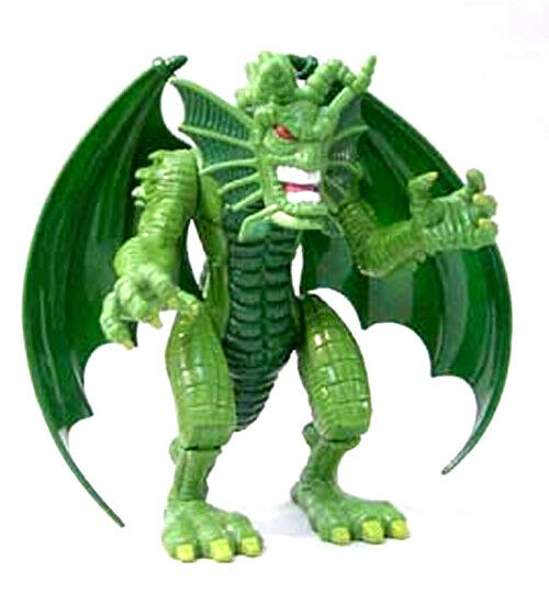 Marvel Comics Universe Comic FING FANG FOOM DRAGON 10  figure, VERY RARE