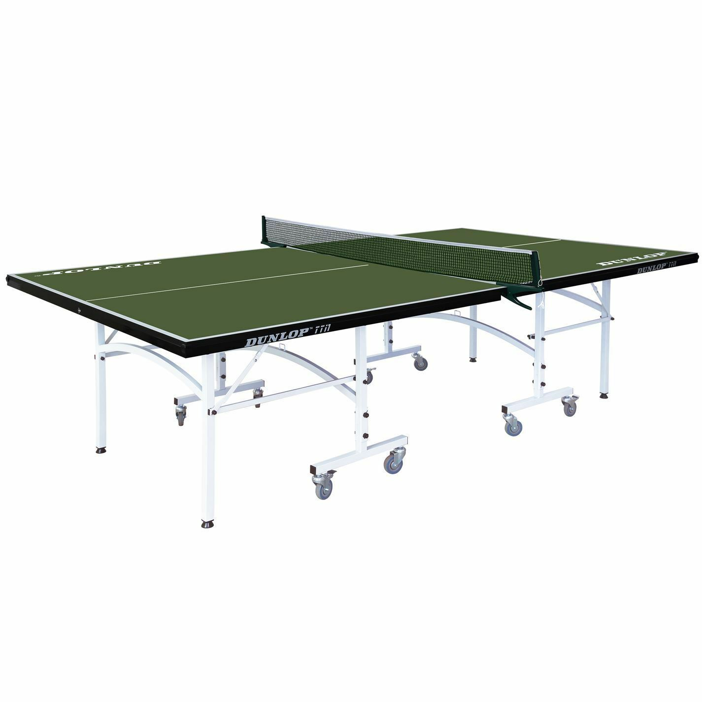 Dunlop TTi1 Indoor Table Tennis Tables Ping Pong Game Adjustable Full Size