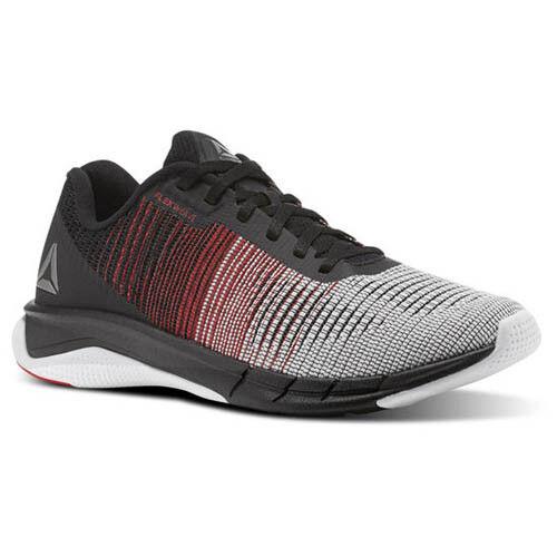 Reebok CN1602 Men Fast Flexweave Running shoes white red black sneakers