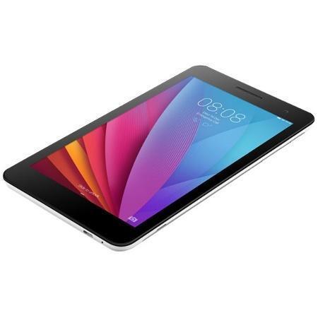 1 von 1 - Huawei MediaPad T1 7.0 Model: T1-701u Silber (Black Panel)
