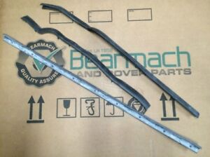 2a Bearmach Land Rover Series 2 3 Drivers Lower Door Sill Seals Kit x 3 FEO