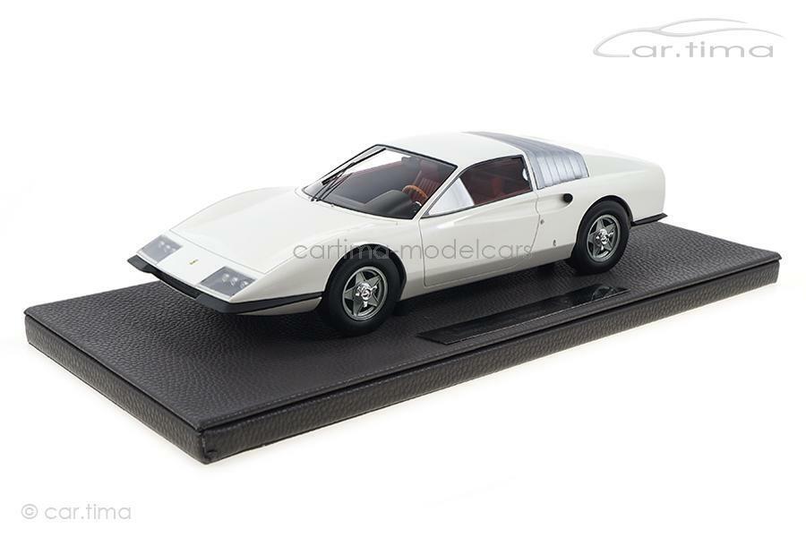 grandi prezzi scontati FERRARI p6 PININFARINA 1968-Bianco-Top Marques Marques Marques 1 18 - top094c  servizio onesto