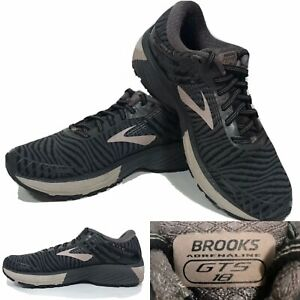 BROOKS-ADRENALINE-GTS-18-WOMENS-Size-8-5-RUNNING-SHOES-SNEAKERS-1202681B005