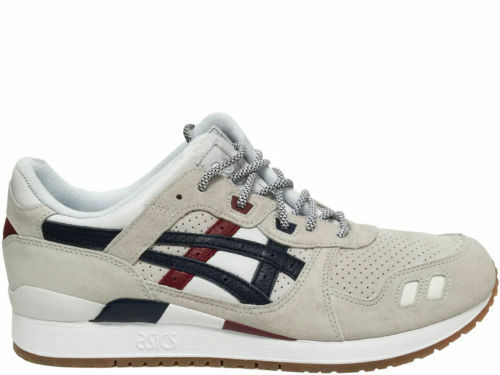 Men's Brand New Asics GEL-LYTE III J-Crew Athletic Fashion Sneakers [H6A0K 1150]