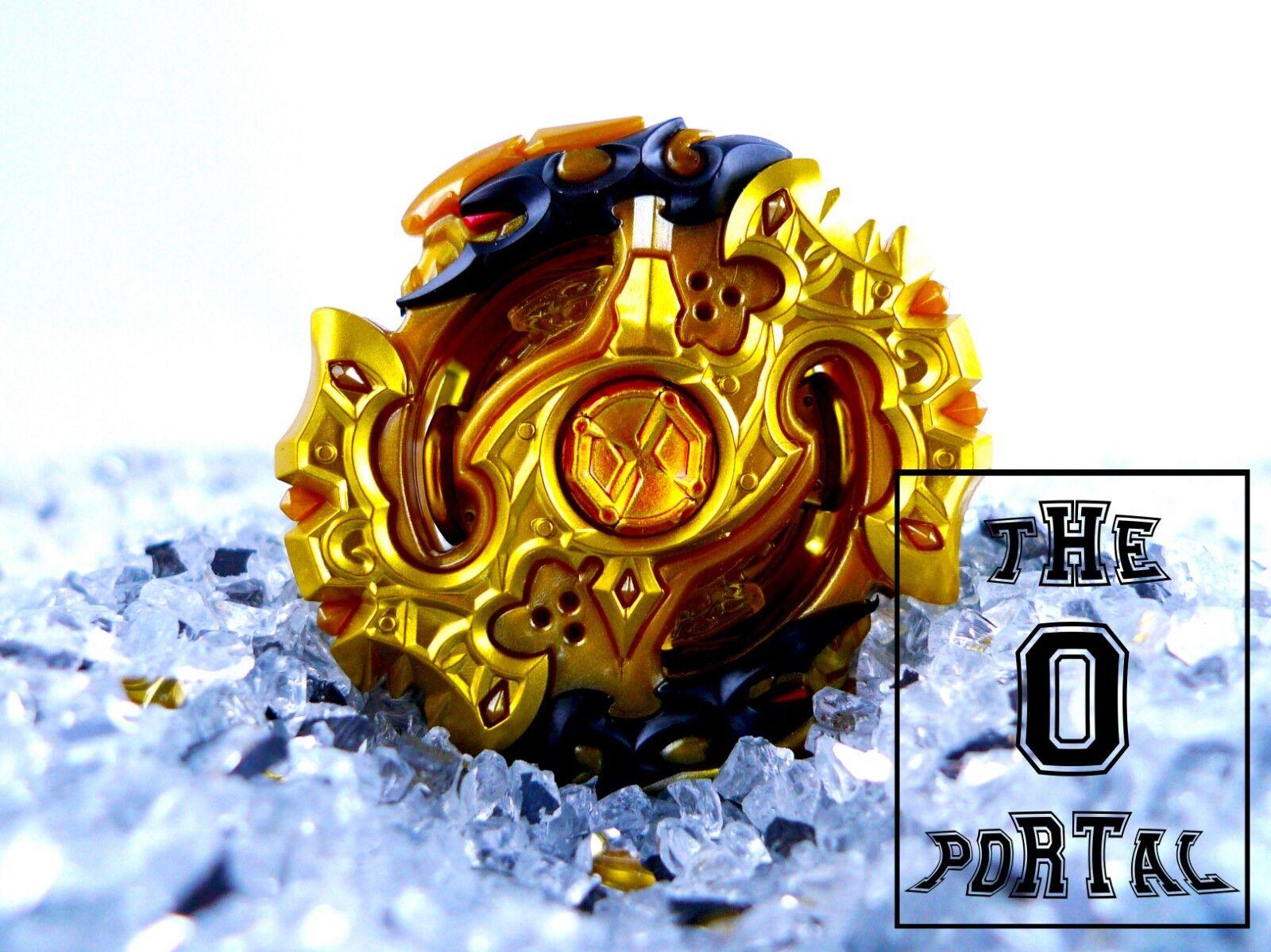 TAKARA TOMY Beyblade BURST B-00 Limited Gold Spriggan Requiem.0.Zt -ThePortal0