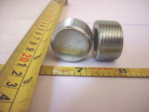 NOS 5pcs MS49005-10C 3//4 Inch 4730-01-107-2027 Mil Surplus Drain Pipe Plug