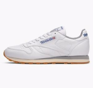 0b8da2435e3 REEBOK CLASSIC LEATHER R12 PACK - WHITE   GREY   BLUE   GUM - M45029 ...