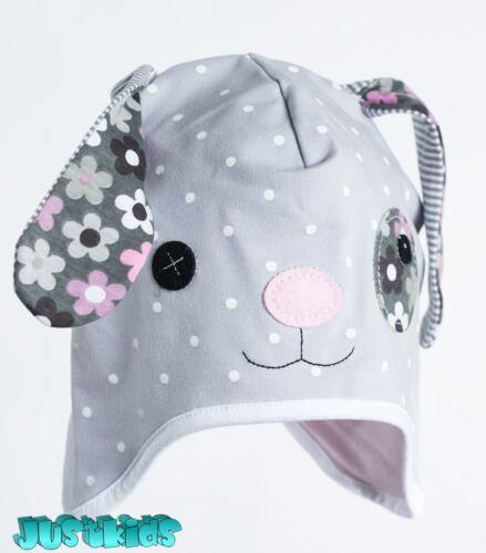 7 ans Filles Lapin Chapeau Bonnet Beanie coton printemps 9 mois