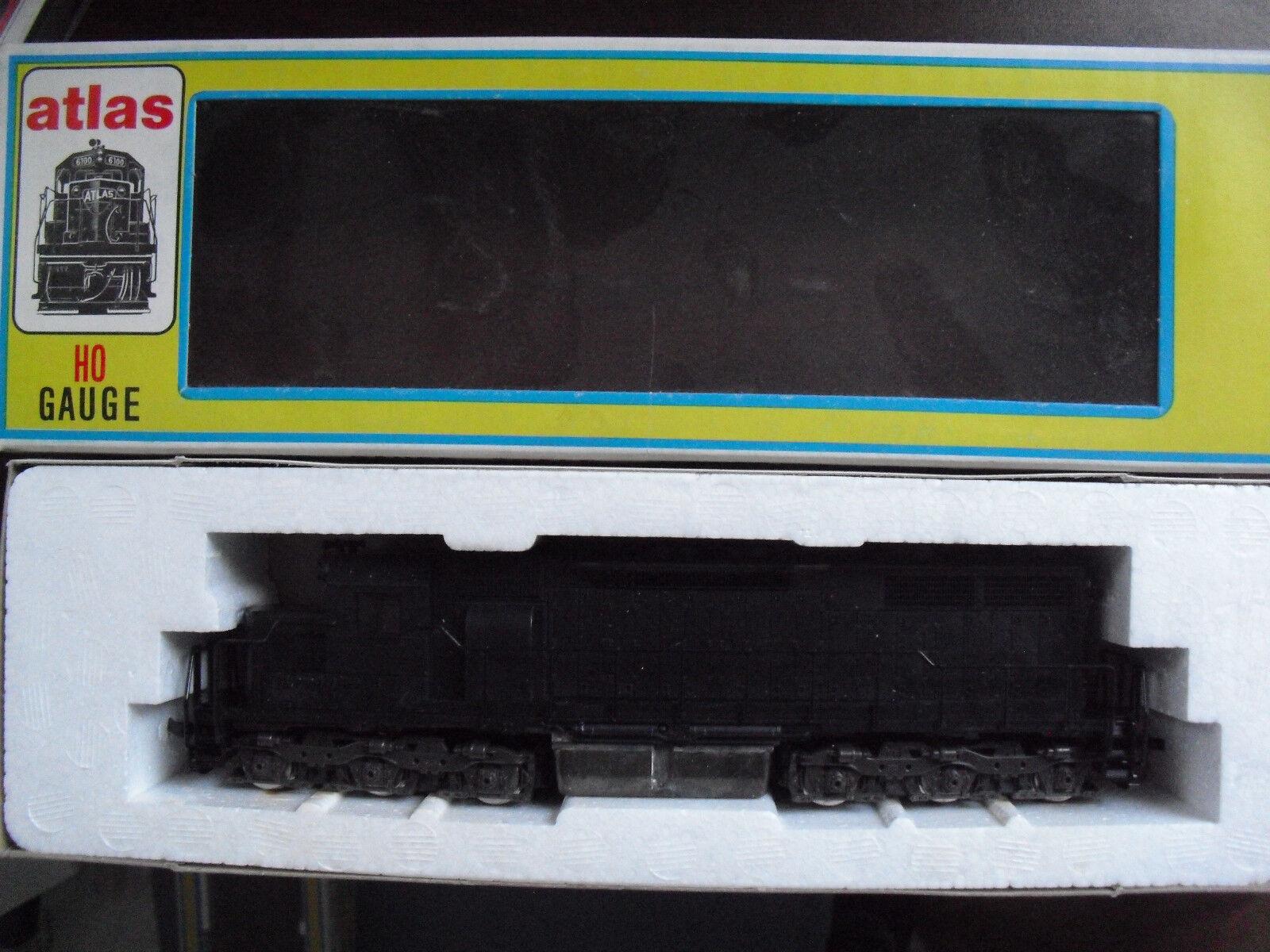 Atlas Austria ho scale sd35 diesel locomotora negra no decorativa decorativa decorativa 7015 NIB ee9