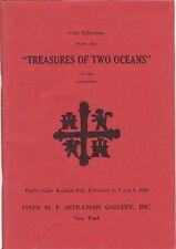 Hans Schulman 2/69 Treasures of Two Oceans sale Lucayan Beach & Vergulde Draeke