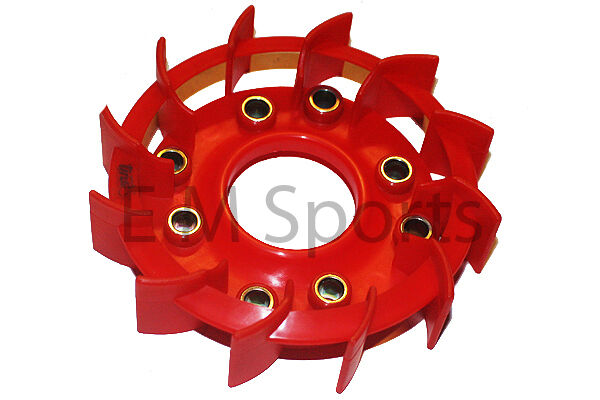 Gy6 Scooter Moped Bike Motor Fan Cover Parts 50cc Red For Sale Online Ebay