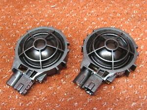 8v0035398 2x Hochtöner Haut-parleur Avant D&m Sound System Audi A3 8 V Q2 Original-afficher Le Titre D'origine Des Friandises AiméEs De Tous