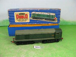 vintage hornby dublo L30 Bo bo diesel locomotive model railway OO gauge 1574