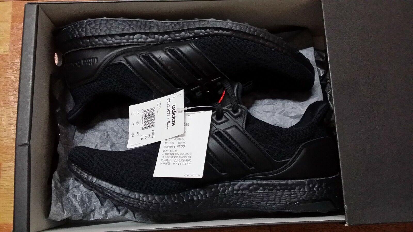Adidas Ultraboost X Manu Fc Manchester United Rose Size 10 Men Shoes Eg8088 Nwb For Sale Online Ebay