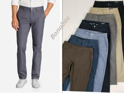 Bonobos Men/'s Athletic Straight Tailored Slim Pants Size 32,33,34,35,36,40 #E