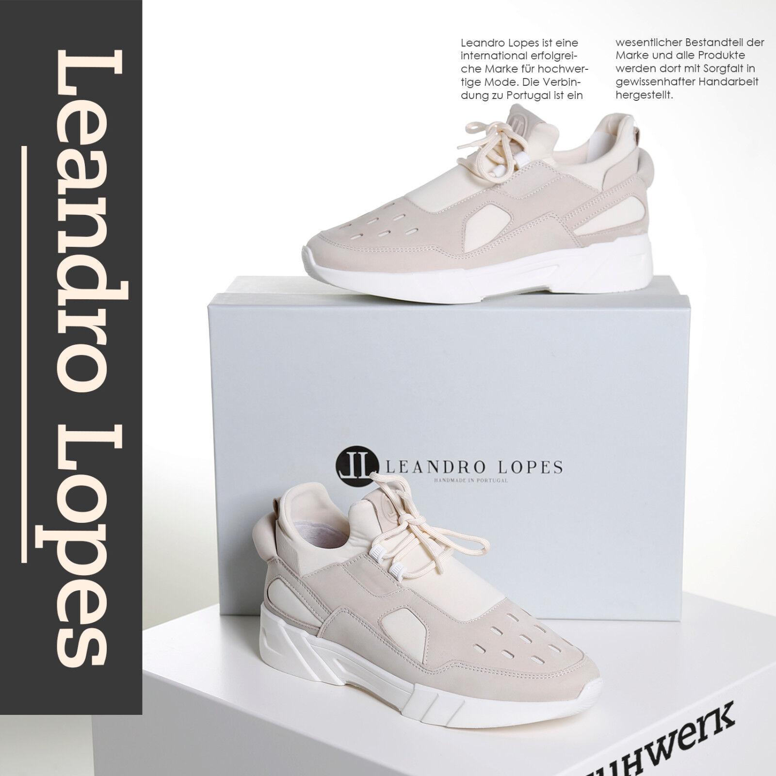 Leandro Lopes Herren Sneakers Delta LL106-05