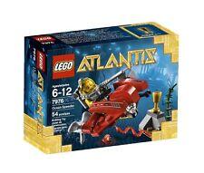 LEGO® Atlantis - Ocean Speeder Building Play Set 7976 NEW NIB Retired
