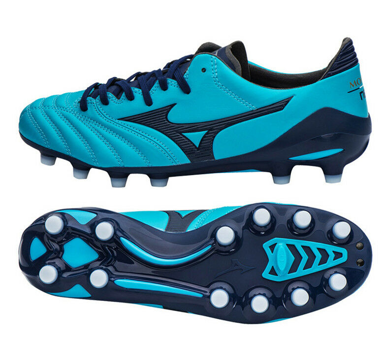 Mizuno Morelia Neo II MD (P1GA185314) Soccer Cleats Football Schuhes Stiefel