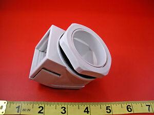 Icotek-45410-Blind-Insert-KVT-50-W90-Angled-Split-Cable-Gland-New