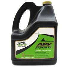 1 Gallon Arctic Cat APV Synthetic 2-Stroke Snowmobile Injection Oil 5639-469