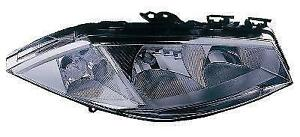 Renault-Megane-2002-2005-Chrome-Front-Headlight-Headlamp-O-S-Drivers-Right