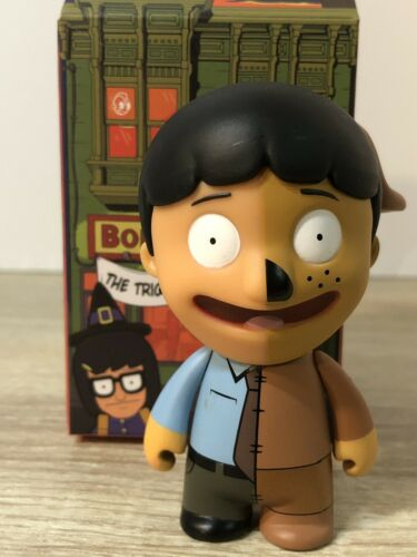 Officer Canine Gene Kidrobot Bob/'s Burgers Trick or Treating Tour Mini Series