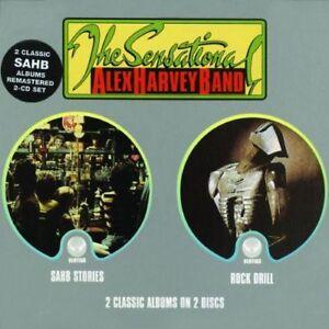 SENSATIONAL-ALEX-HARVEY-BAND-sahb-Stories-Ro-NUEVO-CD