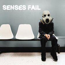 (CD) Senses Fail -  Life Is Not a Waiting Room (Oct-2008, Vagrant)