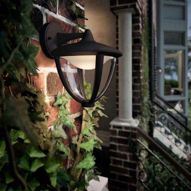 Außenleuchte LED Wandleuchte Philips Robin 154713016 Aussenwandlampe 4,5Watt