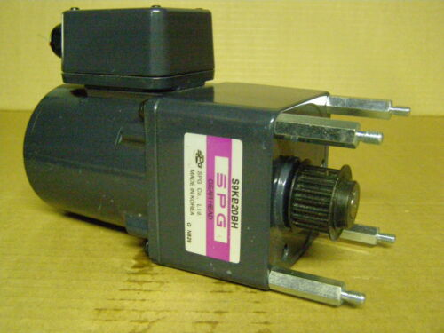 S9R40GEH-TCE    SPG motor with  S9KB20BH gearbox