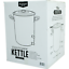25-Gallon-Brewmaster-Stainless-Steel-Brew-Kettle-2-Ports-Beer-Moonshine-w-Valve miniature 2